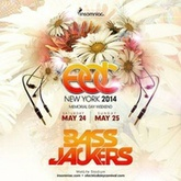 Bassjackers - Live At EDC NEW YORK 25-5-2014