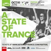 Live @ A State Of Trance Festival, Mexico City (10-10-2015)