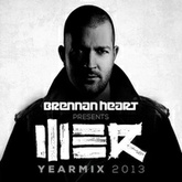 Brennan Heart presents WE R Hardstyle Yearmix 2013