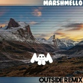 Calvin Harris ft Ellie Goulding- OutSide (marshmello remix)