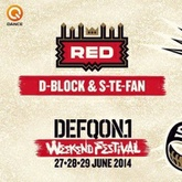 D-Block & S-te-Fan @ Defqon.1 2014 - RED
