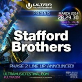 Stafford Brothers - Ultra Music Festival 2014