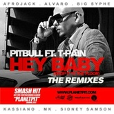 Pitbull Ft. T-Pain - Hey Baby (ALVARO REMIX) *official remix*