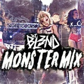 MONSTER MIX - DJ BL3ND