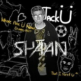 Skrillex & Diplo Feat. Justin Bieber - Where Are Ü Now (Shaan Edit)