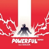 Major Lazer - Powerful (D.R.A.M Remix)