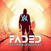 Alan Walker - Faded (Da Tweekaz Bootleg - FREE TRACK)