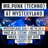 Mr.Punk | Mysteryland 2016 | Friday - Camping Circus