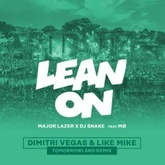 Major Lazer & DJ Snake Feat. MØ - Lean On (Dimitri Vegas & Like Mike Tomorrowland Remix) [Snippet]
