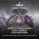 Enrico Sangiuliano at Egg London - February 17th, 2017