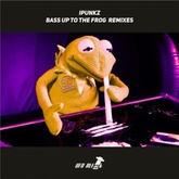 Bass Up To The Frog