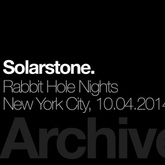 Pure Trance Radio Expanded: Rabbit Hole Nights, New York City (04.10.2014)