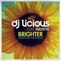 Brighter featuring Hayette