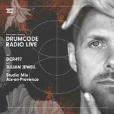 DCR497 – Drumcode Radio Live – Julian Jeweil studio mix from Aix-en-Provence